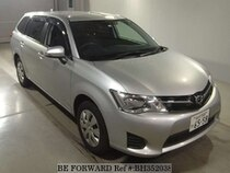 Used 2015 TOYOTA COROLLA FIELDER BH352038 for Sale for Sale