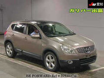 Used 2007 NISSAN DUALIS BH353743 for Sale for Sale