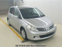 Used 2011 NISSAN TIIDA BH352107 for Sale for Sale