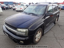 Used 2003 CHEVROLET TRAILBLAZER BH353820 for Sale for Sale