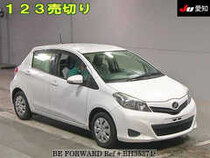 Used 2011 TOYOTA VITZ BH353748 for Sale for Sale