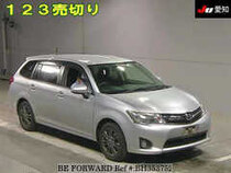 Used 2012 TOYOTA COROLLA FIELDER BH353752 for Sale for Sale