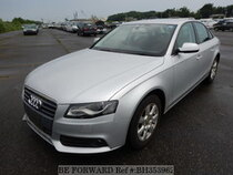 Used 2009 AUDI A4 BH353962 for Sale for Sale
