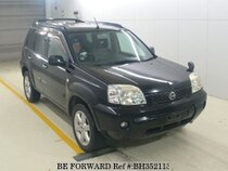 Used 2009 NISSAN X-TRAIL BH352113 for Sale for Sale