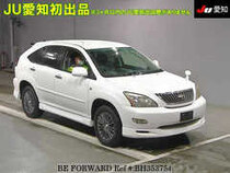 Used 2007 TOYOTA HARRIER BH353754 for Sale for Sale