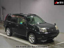Used 2005 NISSAN X-TRAIL BH353840 for Sale for Sale