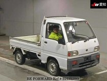 Used 1993 SUBARU SAMBAR TRUCK BH353866 for Sale for Sale