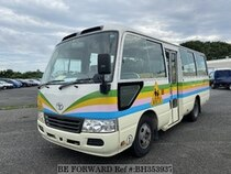 Used 2009 TOYOTA COASTER BH353937 for Sale for Sale