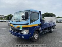Used 2006 HINO DUTRO BH353944 for Sale for Sale