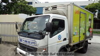 2012 MITSUBISHI CANTER FE83BE6SRDEA