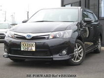 Used 2014 TOYOTA COROLLA FIELDER BH356020 for Sale for Sale