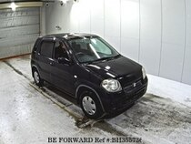 Used 2007 SUZUKI KEI BH355736 for Sale for Sale
