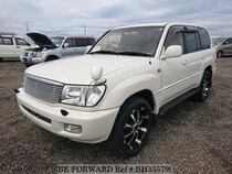 Used 2002 TOYOTA LAND CRUISER BH355799 for Sale for Sale