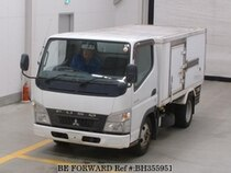 Used 2009 MITSUBISHI CANTER BH355951 for Sale for Sale