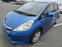 Used 2011 HONDA FIT HYBRID BH355763 for Sale for Sale