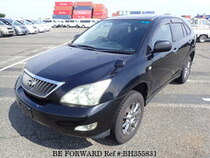 Used 2007 TOYOTA HARRIER BH355831 for Sale for Sale