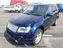 Used 2009 SUZUKI ESCUDO BH355835 for Sale for Sale