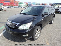 Used 2008 TOYOTA HARRIER BH355836 for Sale for Sale