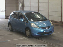 Used 2009 HONDA FIT BH355902 for Sale for Sale