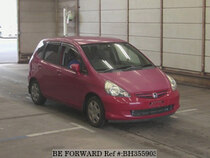 Used 2007 HONDA FIT BH355903 for Sale for Sale