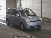Used 2005 TOYOTA SIENTA BH355909 for Sale for Sale