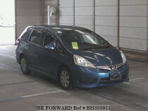 Used 2011 HONDA FIT SHUTTLE BH355911 for Sale for Sale