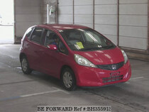 Used 2011 HONDA FIT BH355913 for Sale for Sale