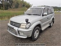 Used 2001 TOYOTA LAND CRUISER PRADO BH358088 for Sale for Sale