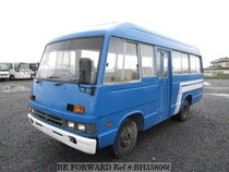 Used 1989 ISUZU JOURNEY BUS BH358066 for Sale for Sale