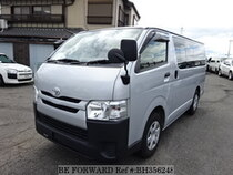 Used 2017 TOYOTA HIACE VAN BH356248 for Sale for Sale