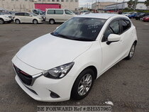 Used 2015 MAZDA DEMIO BH357967 for Sale for Sale