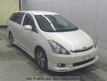 Used 2003 TOYOTA WISH BH359201 for Sale for Sale