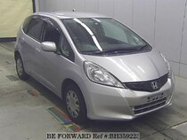 Used 2011 HONDA FIT BH359223 for Sale for Sale