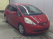 Used 2007 HONDA FIT BH359224 for Sale for Sale