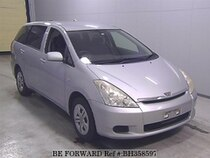 Used 2003 TOYOTA WISH BH358597 for Sale for Sale