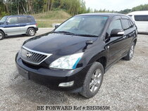 Used 2011 TOYOTA HARRIER BH358598 for Sale for Sale
