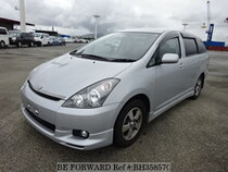 Used 2004 TOYOTA WISH BH358570 for Sale for Sale