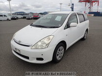 Used 2004 TOYOTA WISH BH358572 for Sale for Sale