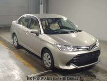 Used 2015 TOYOTA COROLLA AXIO BH360447 for Sale for Sale