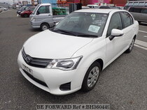 Used 2014 TOYOTA COROLLA AXIO BH360449 for Sale for Sale