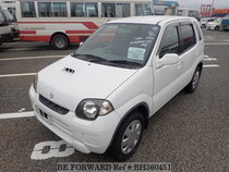 Used 1999 SUZUKI KEI BH360451 for Sale for Sale