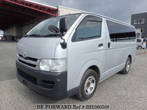 Used 2008 TOYOTA HIACE VAN BH360508 for Sale for Sale