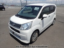 Used 2015 DAIHATSU MOVE BH360398 for Sale for Sale