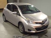 Used 2012 TOYOTA VITZ BH360478 for Sale for Sale