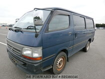 Used 2002 TOYOTA REGIUSACE VAN BH360349 for Sale for Sale