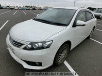Used 2015 TOYOTA ALLION BH360351 for Sale for Sale