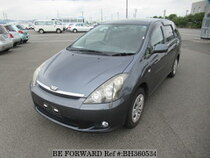 Used 2005 TOYOTA WISH BH360534 for Sale for Sale