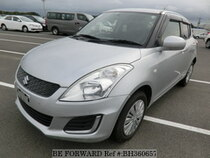 Used 2014 SUZUKI SWIFT BH360657 for Sale for Sale