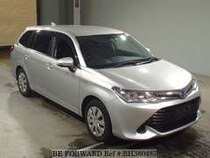 Used 2015 TOYOTA COROLLA FIELDER BH360487 for Sale for Sale