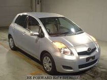Used 2011 TOYOTA VITZ BH360537 for Sale for Sale